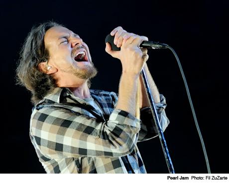 Pearl Jam / Mudhoney Air Canada Centre, Toronto ON September 11