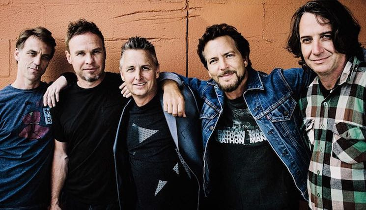 Pearl Jam Are Discontinuing Their Fan Club Single Series After 27 Years