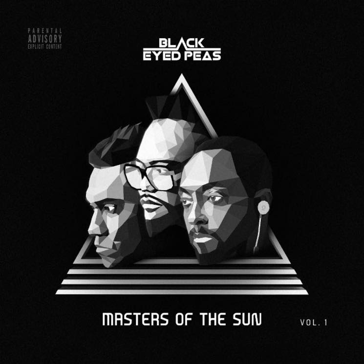 ​Black Eyed Peas Detail 'Masters of the Sun Vol. 1' LP