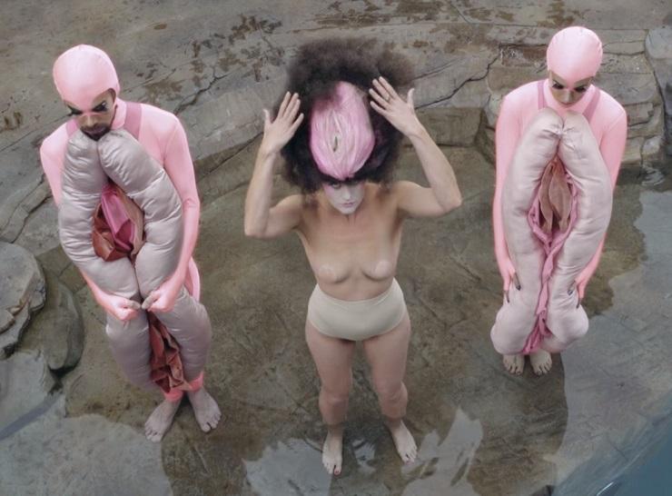 "Peaches ""Vaginoplasty"" (video)"
