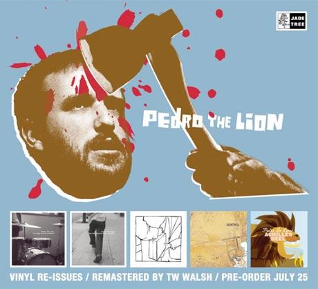 Pedro the Lion Announces Vinyl Reissue Campaign