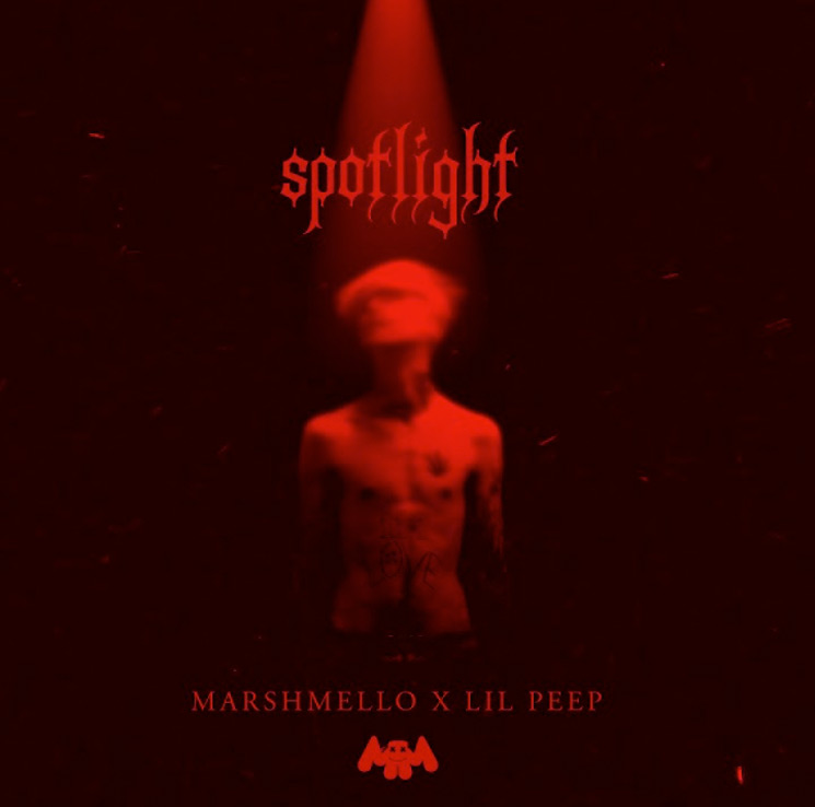 "Stream Lil Peep and Marshmello's ""Spotlight"" Collaboration"