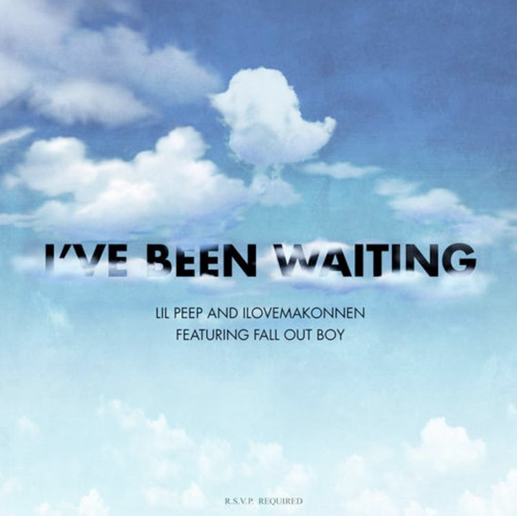 Hear Lil Peep, ILOVEMAKONNEN and Fall Out Boy's 'I've Been Waiting'
