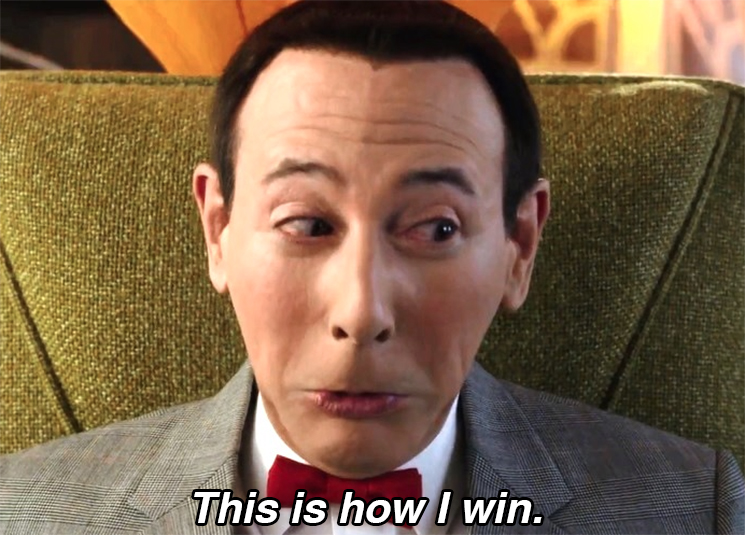 The Safdie Brothers Might Make a Dark Pee-wee Herman Movie