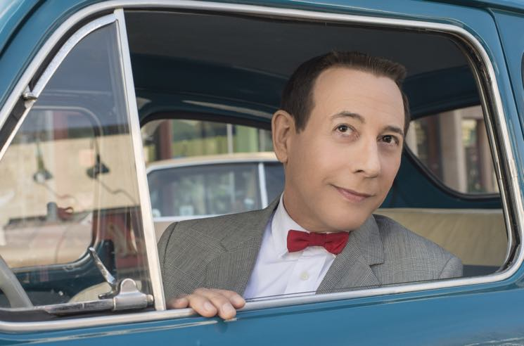 Pee-wee Herman's Big Return
