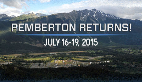 Pemberton Music Festival Reveals Dates for 2015 Edition