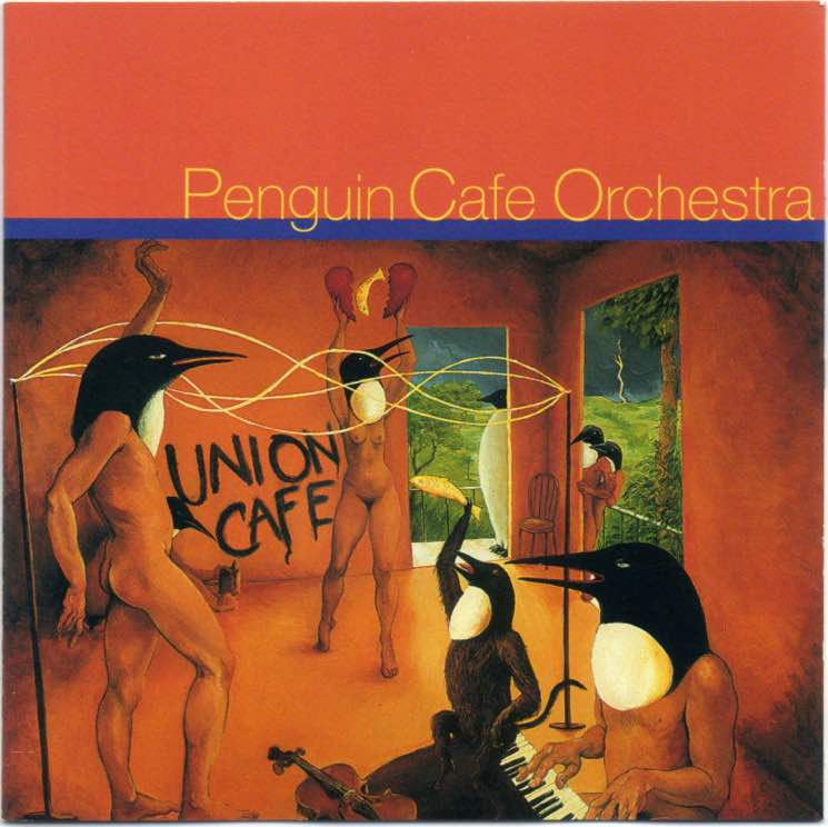 Penguin Cafe Orchestra Union Cafe