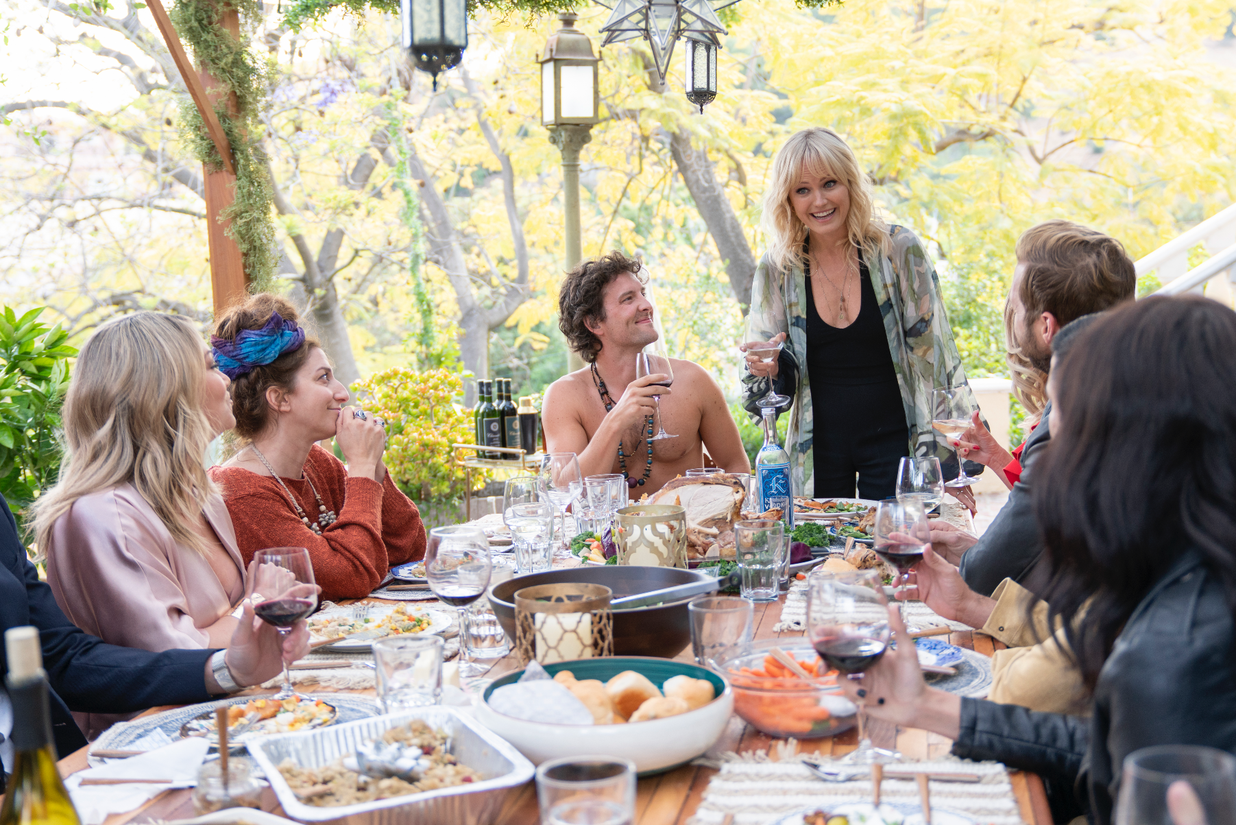 'Dinner with Friends' Has Too Much Dinner and Not Enough Friends Directed by Nicol Paone