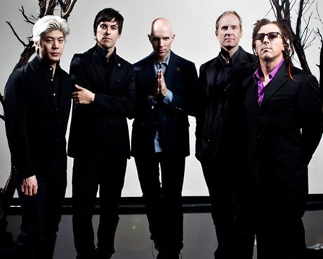 A Perfect Circle Book North American Tour