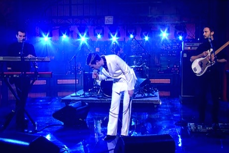 "Perfume Genius ""Queen"" (live on 'Letterman')"