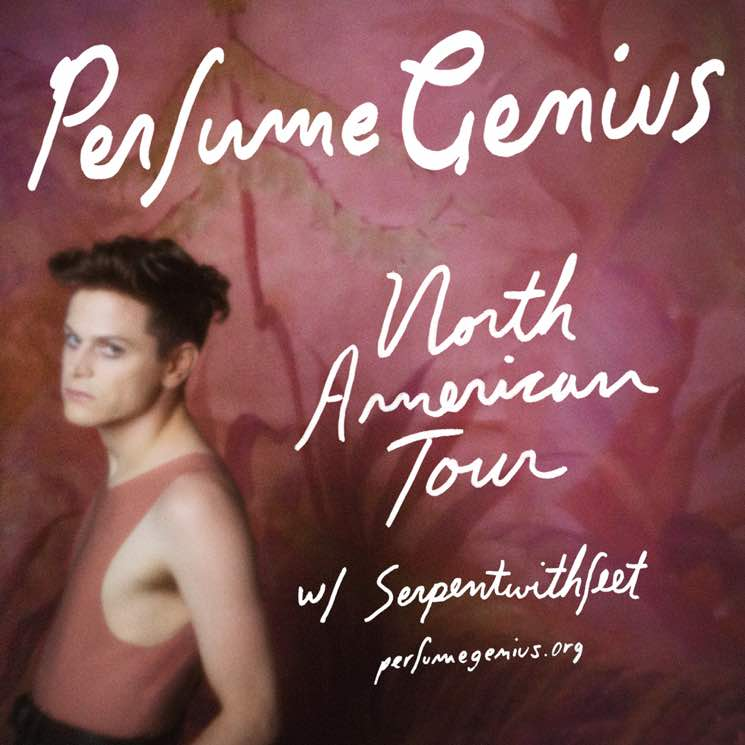 ​Perfume Genius Hints at New Album, Announces North American Tour