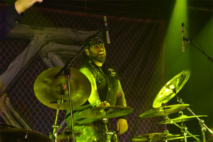 R.I.P. Twisted Sister Drummer A. J. Pero