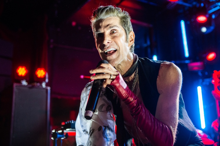 Perry Farrell of Jane's Addiction Says Jane's Addiction Are the Most Underrated Band Ever