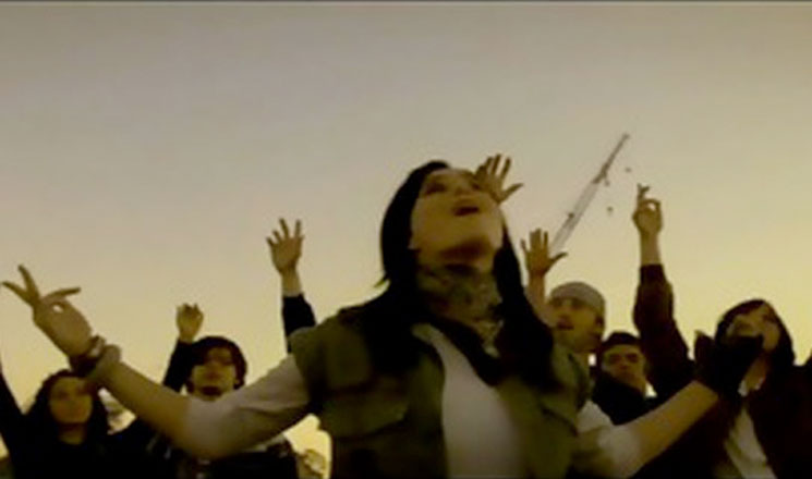 Yes, Katy Perry Really Was a Backup Singer for P.O.D.