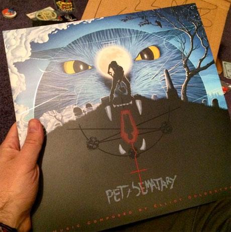 'Pet Sematary' to Get Vinyl Reissue via Mondo for Halloween