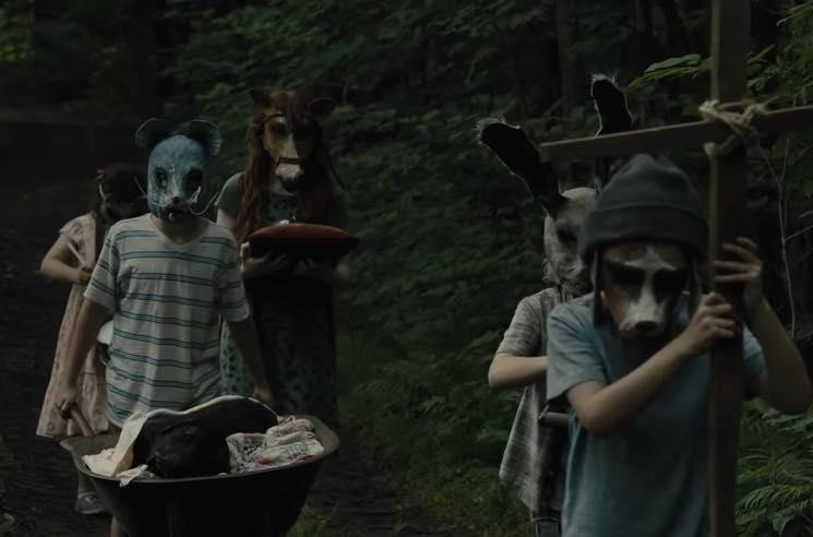Watch the Spooky First Trailer for the 'Pet Sematary' Remake