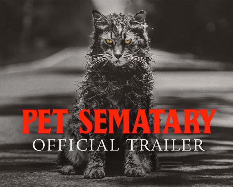 A New 'Pet Sematary' Trailer Is Here to Remind Us Dead Is Better