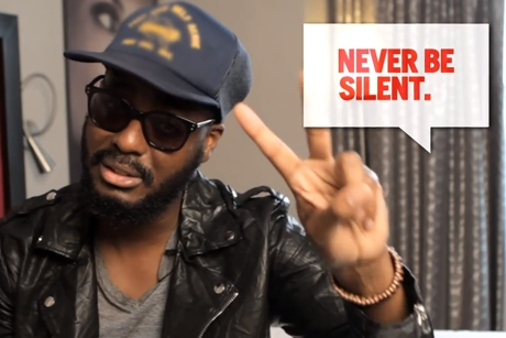 "K-os ""Never Be Silent"" (PETA video)"