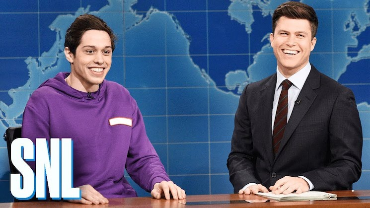 Colin Jost and Pete Davidson Are Co-Starring in a Movie Called 'Worst Man'