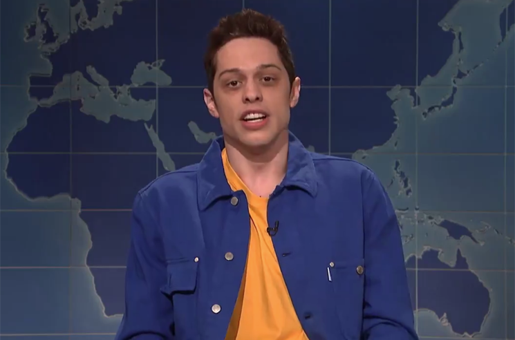 ​The Catholic Church Demands Apology After Pete Davidson Compares Them to R. Kelly on 'SNL'