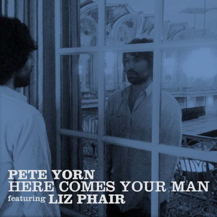 "​Hear Pete Yorn and Liz Phair Cover Pixies' ""Here Comes Your Man"""
