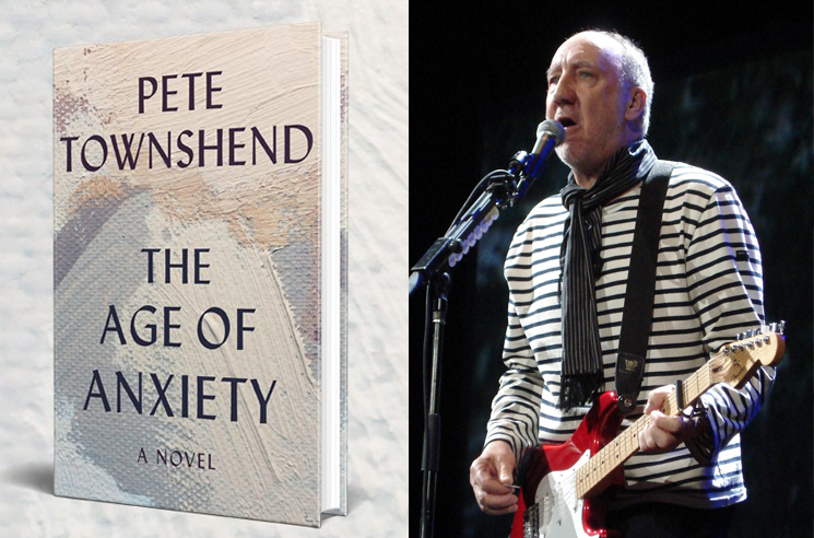 The Who's Pete Townshend Details Debut Novel 'The Age of Anxiety'