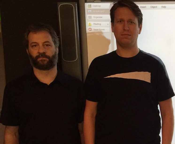 Judd Apatow and Pete Holmes Team Up for HBO Pilot