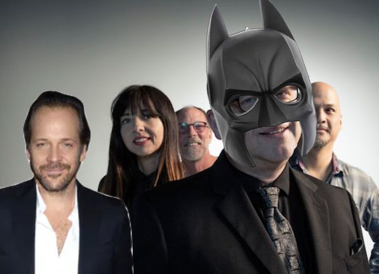 Peter Sarsgaard Says Making 'The Batman' Is Like Seeing the Pixies in Concert