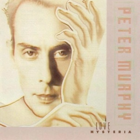 Peter Murphy Unearths Rarities for 25th Anniversary Edition of 'Love Hysteria'