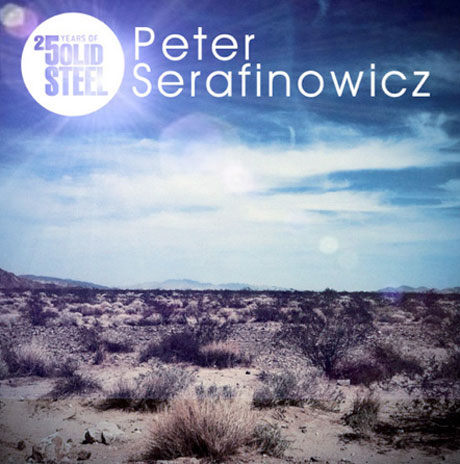 Peter Serafinowicz 'Solid Steel Playlist' (Boards of Canada-inspired Mix)
