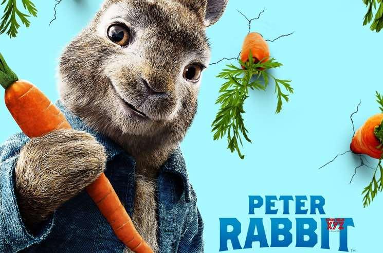 Hear James Corden's 'Peter Rabbit' Song Written by Vampire Weekend's Ezra Koenig