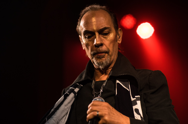 "Bauhaus' Peter Murphy Makes ""Full Recovery"" Following Heart Attack"