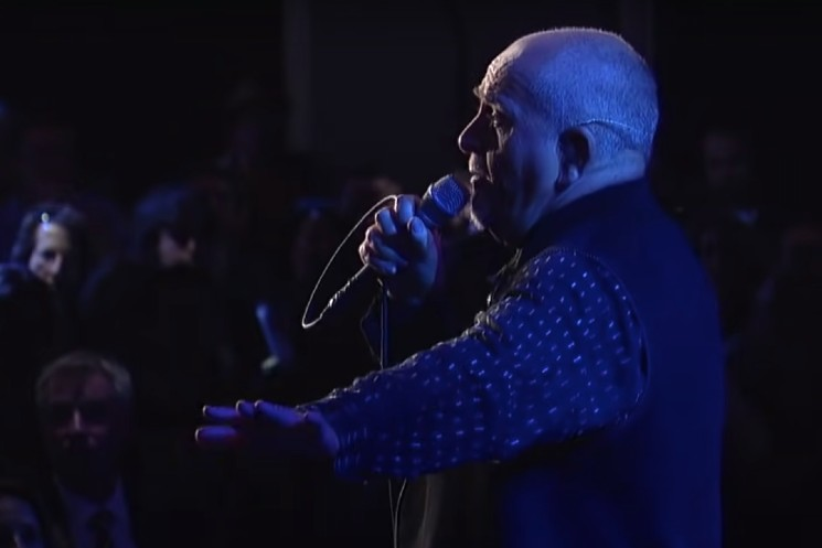 A New Peter Gabriel Album Is 'Closer Than You Think'
