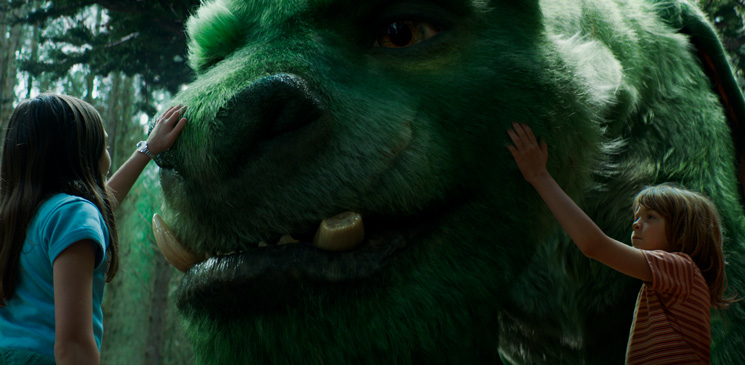 Pete's Dragon Directed by David Lowery