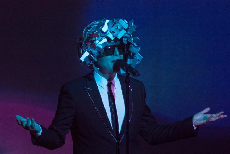 Pet Shop Boys Queen Elizabeth Theatre, Vancouver BC, October 24