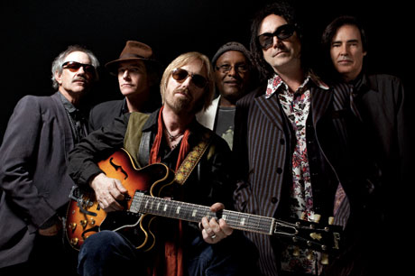 Tom Petty and the Heartbreakers Book North American Tour in Support of 'Hypnotic Eye'