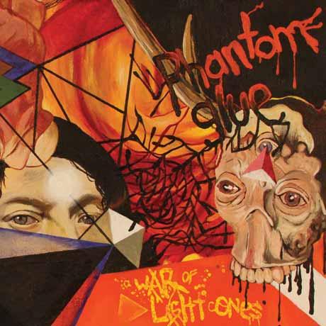 Phantom Glue A War of Light Cones