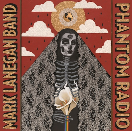 Mark Lanegan Band 'Phantom Radio' (album stream)