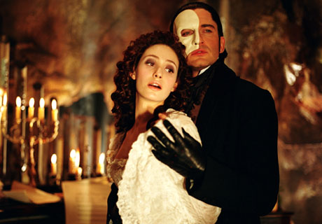 Andrew Lloyd Webber's The Phantom Of The Opera Joel Schumacher