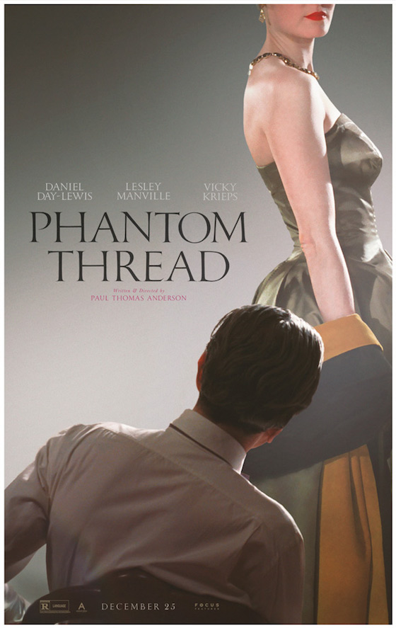 Jonny Greenwood's Soundtrack for Paul Thomas Anderson's 'Phantom Thread' to Arrive via Nonesuch