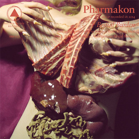 "Pharmakon ""Body Betrays Itself"""