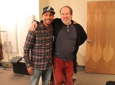 Pharrell Williams Scoring 'The Amazing Spider-Man 2' with Hans Zimmer