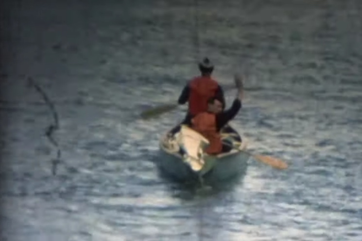 Pharis and Jason Romero Flash Back to 1964 Canoeing Trip in 'Roll on My Friend' Video