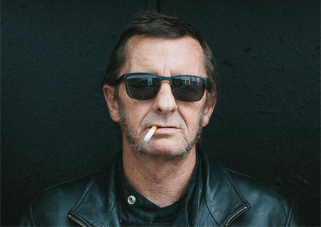 Murder Plot Charge Against AC/DC's Phil Rudd Dropped