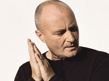 Phil Collins to Quit the Music Biz?