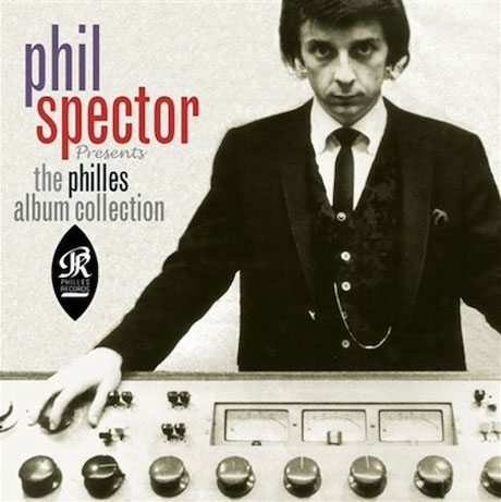 Phil Spector Unveils Philles Box Set