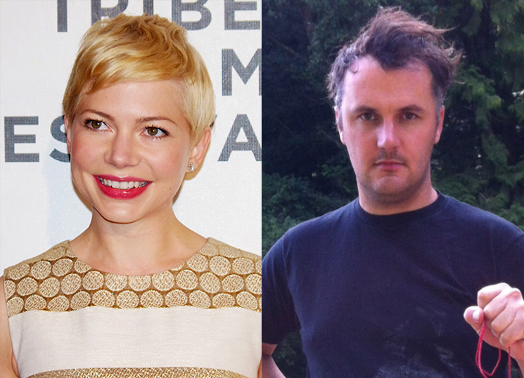 Michelle Williams and Mount Eerie's Phil Elverum Are Now Married
