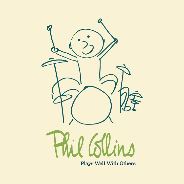 Phil Collins Reveals 'Plays Well with Others' Box Set
