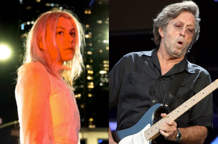 Phoebe Bridgers Challenges All Dads to Death Duel over Eric Clapton Controversy