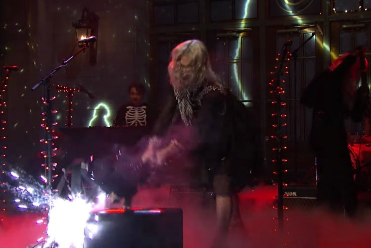 You Can Now Buy the Guitar That Phoebe Bridgers Smashed on 'SNL'